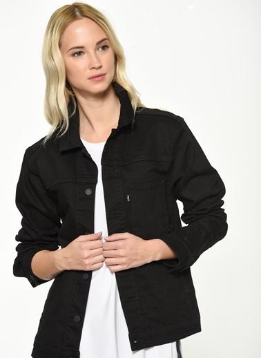 Levi's® Jean Ceket Siyah
